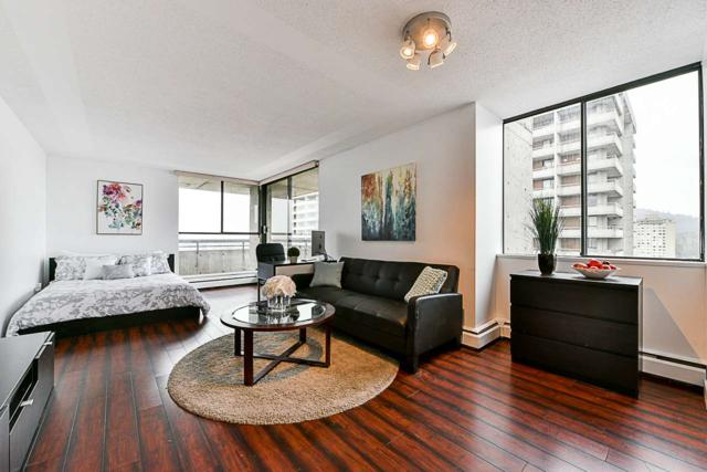3771 Bartlett Court #2102, Burnaby, BC V3J 7G8 (#R2254583) :: West One Real Estate Team