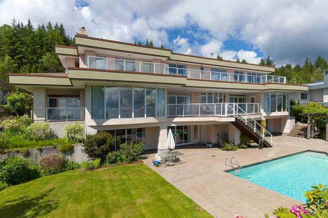 1612 Pinecrest Drive, West Vancouver, BC V7S 3H3 (#R2255007) :: West One Real Estate Team