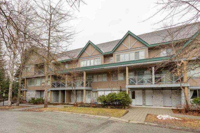 4375 Northlands Boulevard #18, Whistler, BC V0N 1B4 (#R2255159) :: West One Real Estate Team