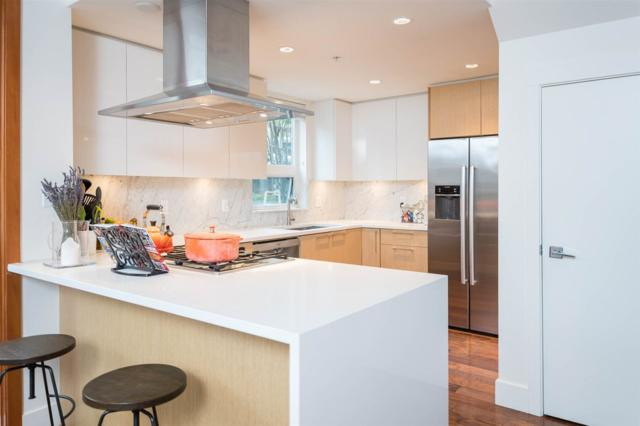 2200 Caledonia Avenue #101, North Vancouver, BC V7G 1T9 (#R2255311) :: West One Real Estate Team