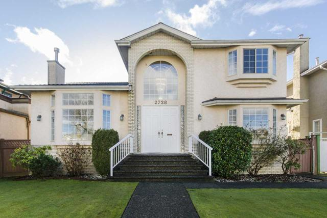 2728 Alamein Avenue, Vancouver, BC V6L 1S2 (#R2255473) :: West One Real Estate Team