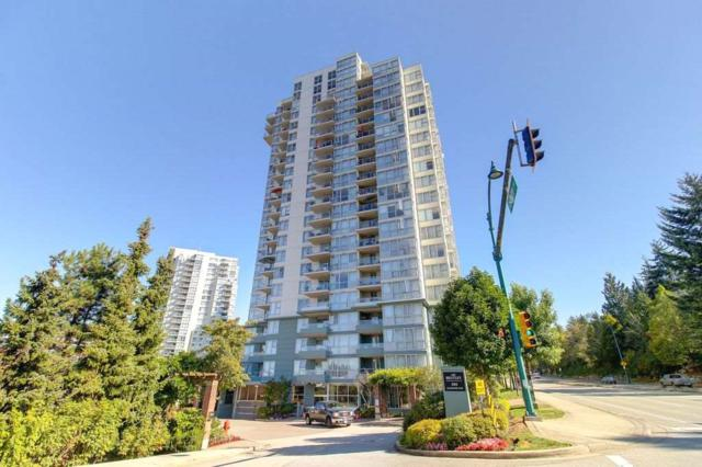 295 Guildford Way #502, Port Moody, BC V3H 5N3 (#R2255945) :: West One Real Estate Team