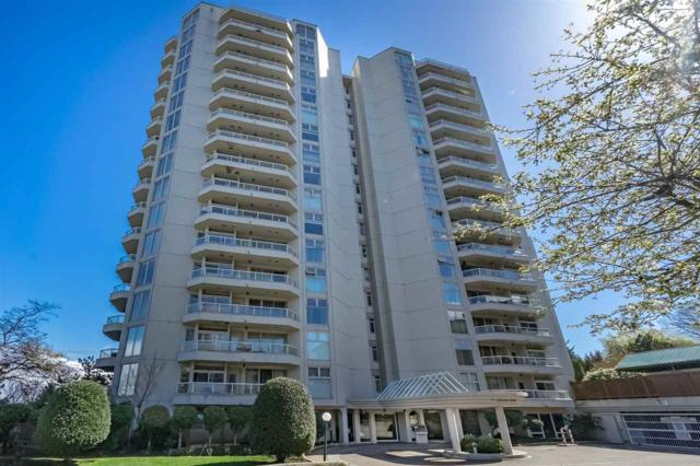 71 Jamieson Court #1403, New Westminster, BC V3L 5R4 (#R2256169) :: West One Real Estate Team