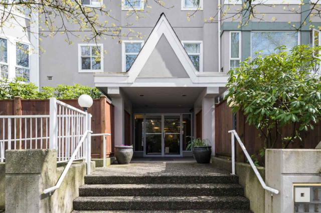 1550 Fell Avenue #205, North Vancouver, BC V7P 3E7 (#R2256200) :: West One Real Estate Team