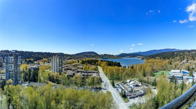 110 Brew Street #2504, Port Moody, BC V3H 0E4 (#R2256214) :: West One Real Estate Team