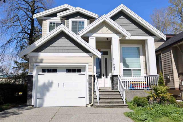 11543 80 Avenue, Delta, BC V4C 1X5 (#R2256300) :: West One Real Estate Team