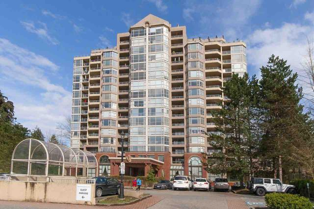 1327 E Keith Road #1005, North Vancouver, BC V7J 3T5 (#R2256345) :: West One Real Estate Team