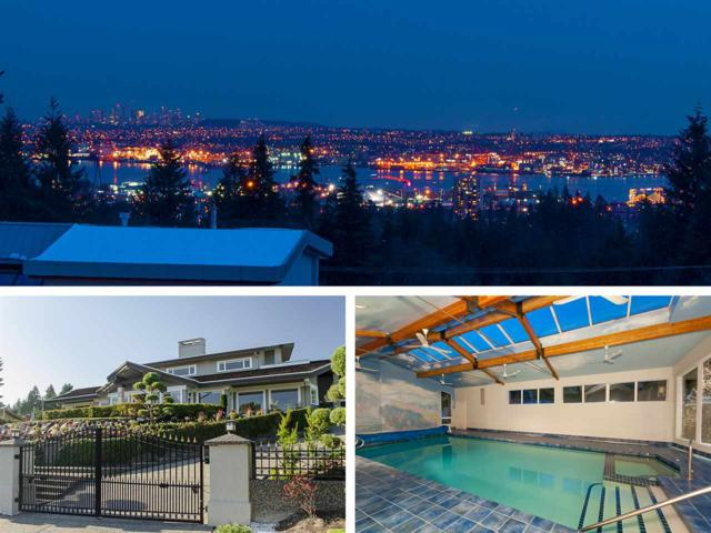 715 Southborough Drive, West Vancouver, BC V7S 1M9 (#R2256382) :: West One Real Estate Team