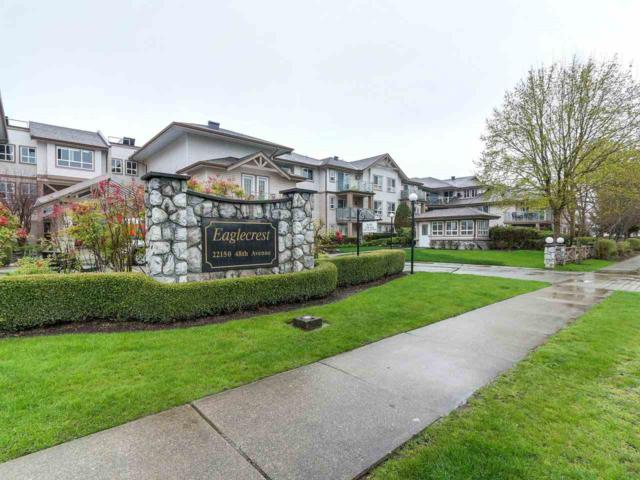 22150 48 Avenue #303, Langley, BC V3A 8R5 (#R2256445) :: West One Real Estate Team