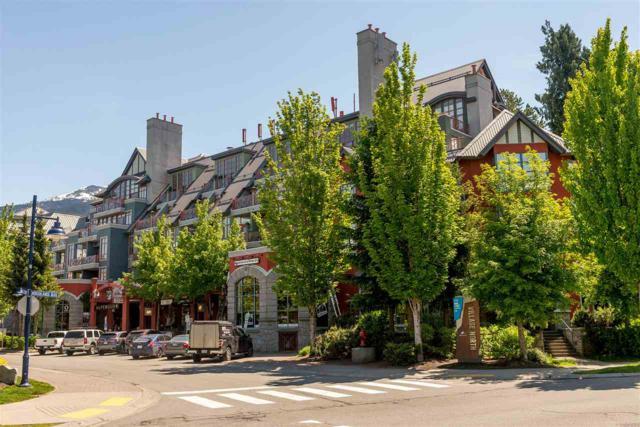 4369 Main Street #402, Whistler, BC V0N 1B4 (#R2256498) :: West One Real Estate Team