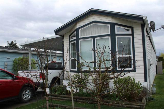 7610 Evans Road #29, Sardis, BC V2R 2T4 (#R2256565) :: West One Real Estate Team