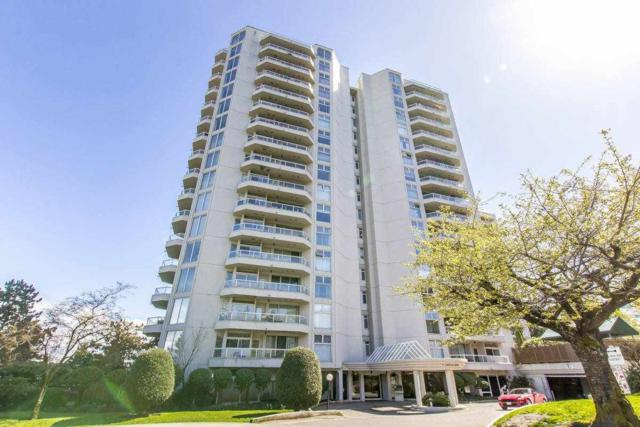 71 Jamieson Court #1402, New Westminster, BC V3L 5R4 (#R2256578) :: West One Real Estate Team