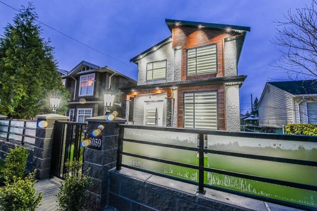 8059 16TH Avenue, Burnaby, BC V3N 1R6 (#R2256766) :: West One Real Estate Team