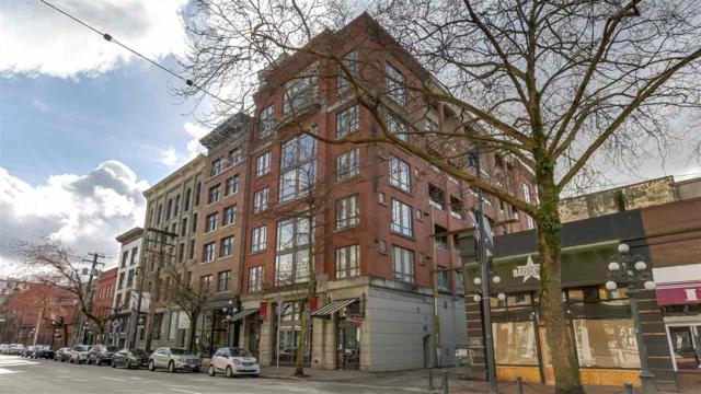 28 Powell Street #205, Vancouver, BC V6A 1E7 (#R2256891) :: Re/Max Select Realty