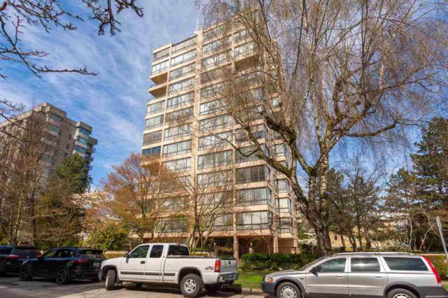 2115 W 40TH Avenue #502, Vancouver, BC V6M 1W4 (#R2256975) :: West One Real Estate Team