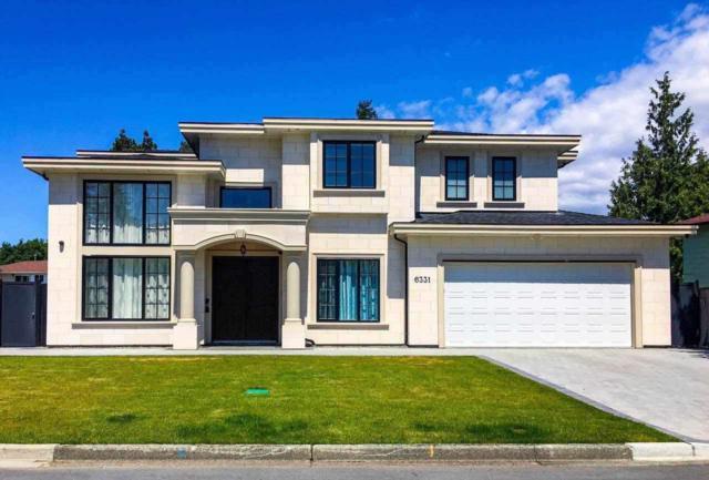 6331 Kalamalka Crescent, Richmond, BC V7C 2R6 (#R2257051) :: West One Real Estate Team