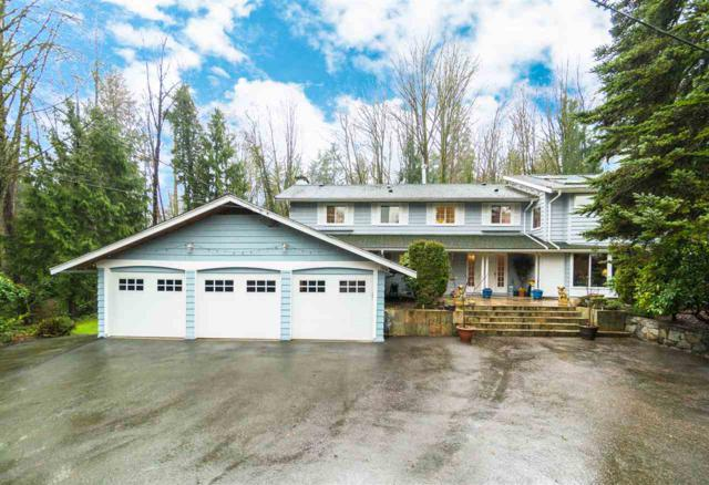 767 Westcot Road, West Vancouver, BC V7S 1N8 (#R2257106) :: West One Real Estate Team