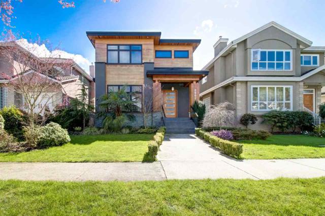 2862 W 19TH Avenue, Vancouver, BC V6L 1E5 (#R2257119) :: West One Real Estate Team