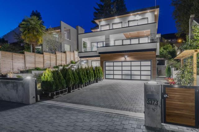 3373 Radcliffe Avenue, West Vancouver, BC V7V 1G7 (#R2257195) :: Vancouver House Finders
