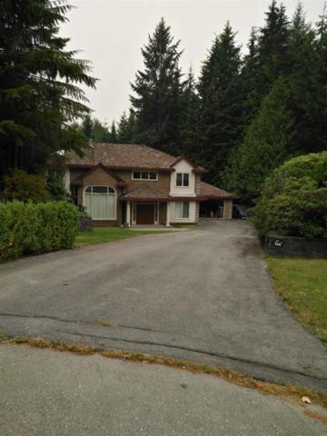 140 Seymour View Road, Anmore, BC V3H 4X9 (#R2257308) :: West One Real Estate Team