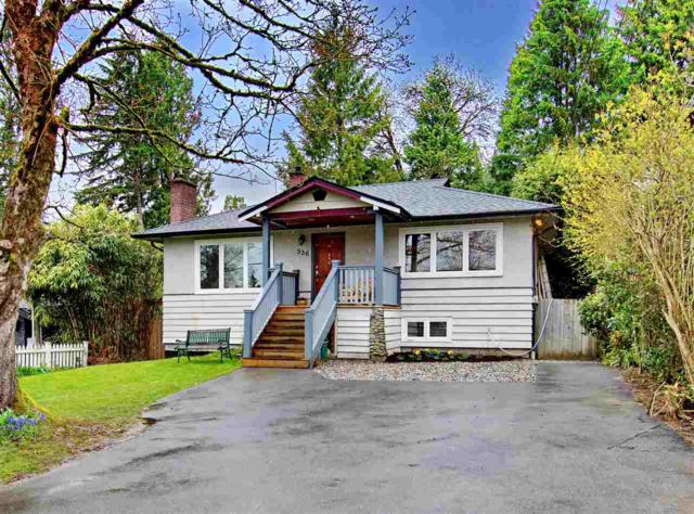 536 W Kings Road, North Vancouver, BC V7N 2M4 (#R2257406) :: West One Real Estate Team