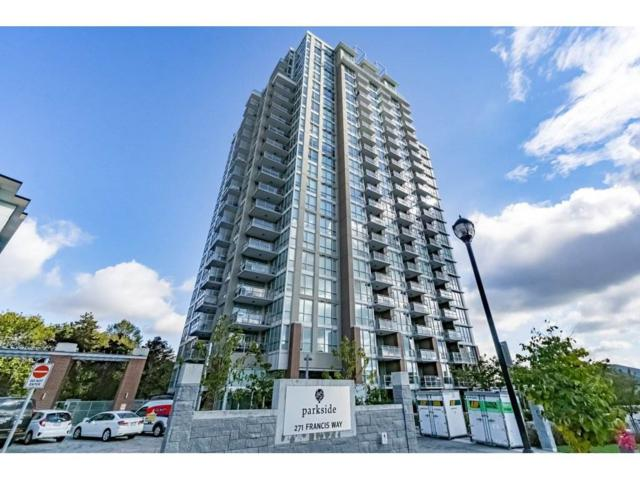 271 Francis Way #1703, New Westminster, BC V3L 0H2 (#R2257516) :: West One Real Estate Team