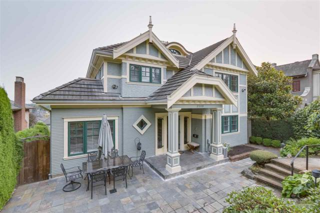 3508 Quesnel Drive, Vancouver, BC V6L 2W6 (#R2257642) :: West One Real Estate Team