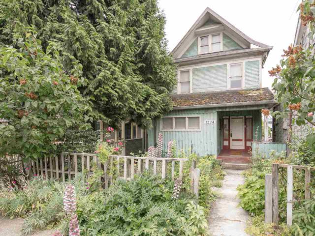 1214 E Georgia Street, Vancouver, BC V6A 2B1 (#R2257650) :: Re/Max Select Realty