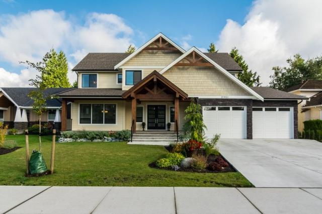 21931 46 Avenue, Langley, BC V3A 3J5 (#R2257684) :: West One Real Estate Team