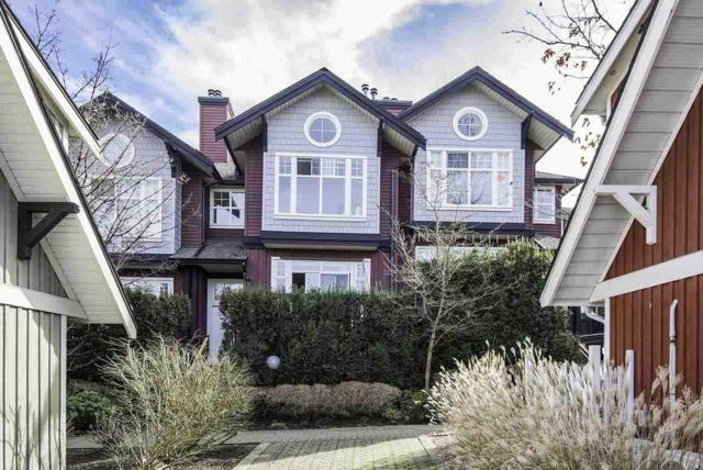 89 Star Crescent #5, New Westminster, BC V3M 6X7 (#R2257731) :: West One Real Estate Team