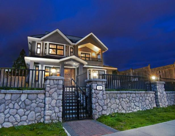 330 E 25TH Street, North Vancouver, BC V7N 1A3 (#R2257766) :: West One Real Estate Team