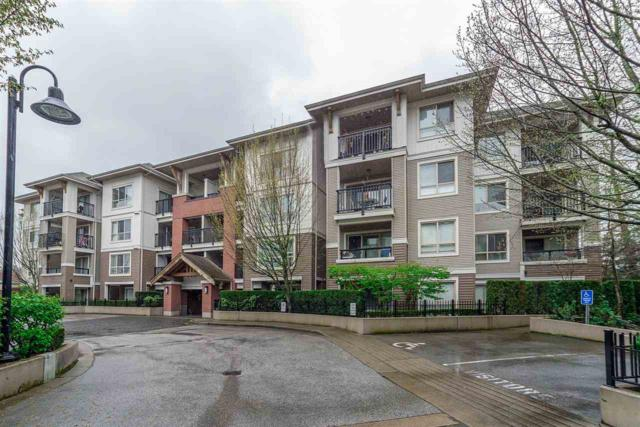 8929 202 Street B308, Langley, BC V1M 0B4 (#R2257772) :: West One Real Estate Team