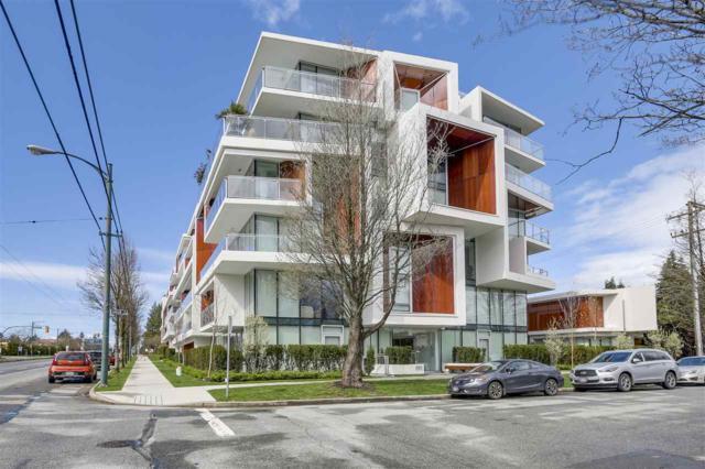 5699 Baillie Street #102, Vancouver, BC V5Z 3M7 (#R2257793) :: West One Real Estate Team