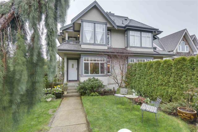 203 W 6TH Street, North Vancouver, BC V7M 1K7 (#R2257799) :: West One Real Estate Team
