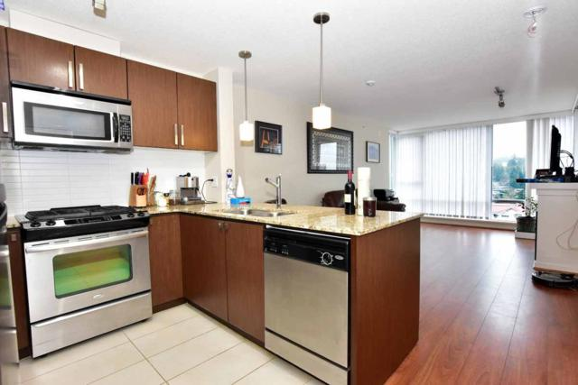 9888 Cameron Street #1209, Burnaby, BC V3J 0A4 (#R2257868) :: West One Real Estate Team