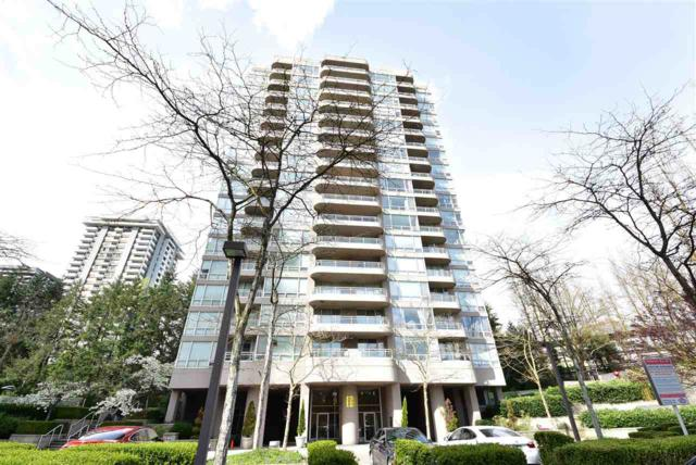 9633 Manchester Drive #1702, Burnaby, BC V3N 4Y9 (#R2257961) :: Re/Max Select Realty