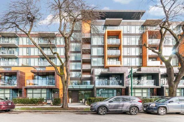 8488 Cornish Street #903, Vancouver, BC V6P 0C2 (#R2257994) :: West One Real Estate Team