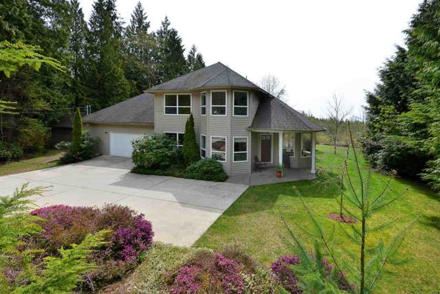 720 Highland Road, Gibsons, BC V0N 2W5 (#R2258021) :: Linsey Hulls Real Estate