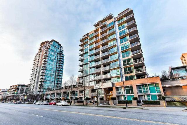 168 E Esplanade Avenue #803, North Vancouver, BC V7L 4X8 (#R2258053) :: West One Real Estate Team