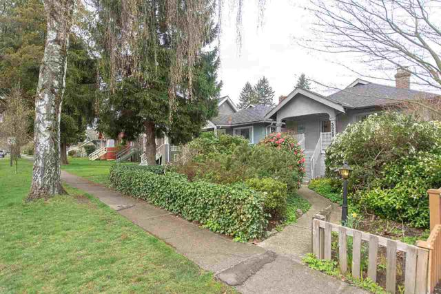 3829 W 18TH Avenue, Vancouver, BC V6S 1B4 (#R2258075) :: West One Real Estate Team