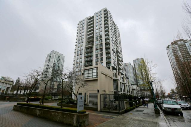 1185 The High Street #1506, Coquitlam, BC V3B 0A9 (#R2258106) :: Vancouver House Finders