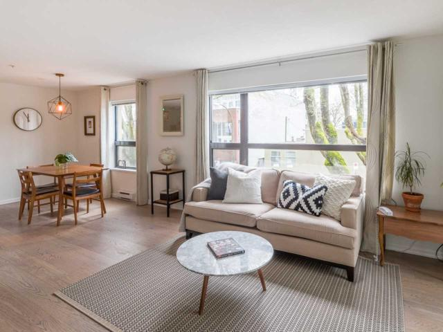 997 W 22ND Avenue #312, Vancouver, BC V5Z 2A2 (#R2258109) :: West One Real Estate Team
