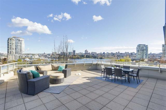 388 Drake Street #605, Vancouver, BC V6B 6A8 (#R2258113) :: West One Real Estate Team