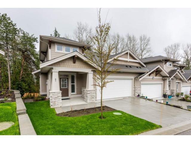 7138 210 Street #61, Langley, BC V2Y 0V7 (#R2258145) :: Titan Real Estate - Re/Max Little Oak Realty