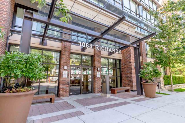 1088 Richards Street #405, Vancouver, BC V6B 0J8 (#R2258162) :: West One Real Estate Team