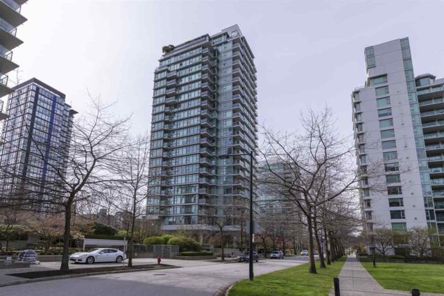 1710 Bayshore Drive #203, Vancouver, BC V6G 3G4 (#R2258173) :: West One Real Estate Team