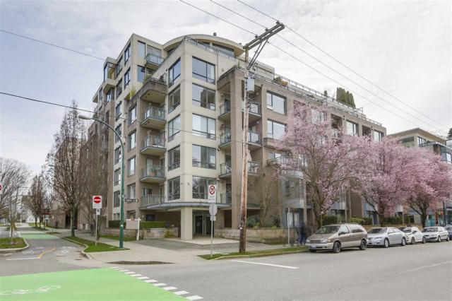 1888 York Avenue #202, Vancouver, BC V6J 5H8 (#R2258200) :: West One Real Estate Team