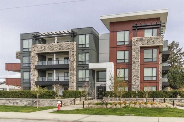 20331 Dewdney Trunk Road #102, Maple Ridge, BC V2X 3C9 (#R2258218) :: West One Real Estate Team