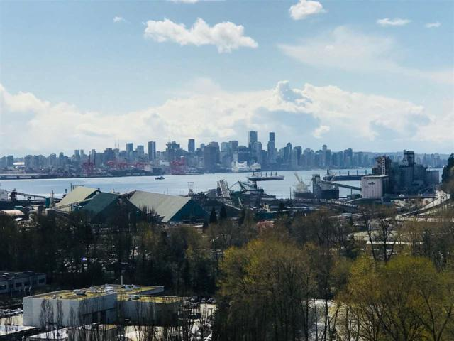 1550 Fern Street #2106, North Vancouver, BC V7J 0A9 (#R2258219) :: West One Real Estate Team