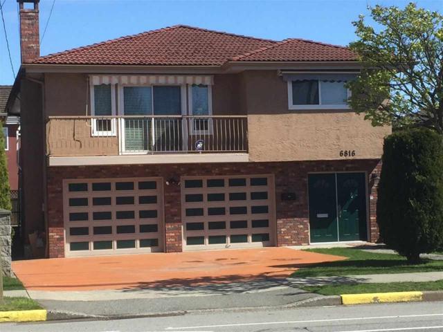 6816 Kerr Street, Vancouver, BC V5S 3C8 (#R2258269) :: Simon King Real Estate Group